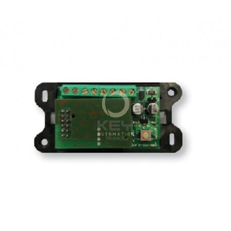 Récepteur universel 2 canaux, mémoire 1000 codes RXM28