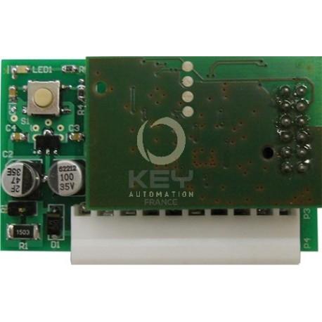 Récepteur embrochable 2 canaux RXI-22