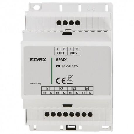 Concentrateur ELVOX